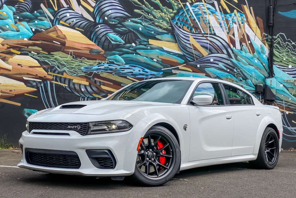 2021 Dodge Charger SRT Hellcat Redeye Widebody review