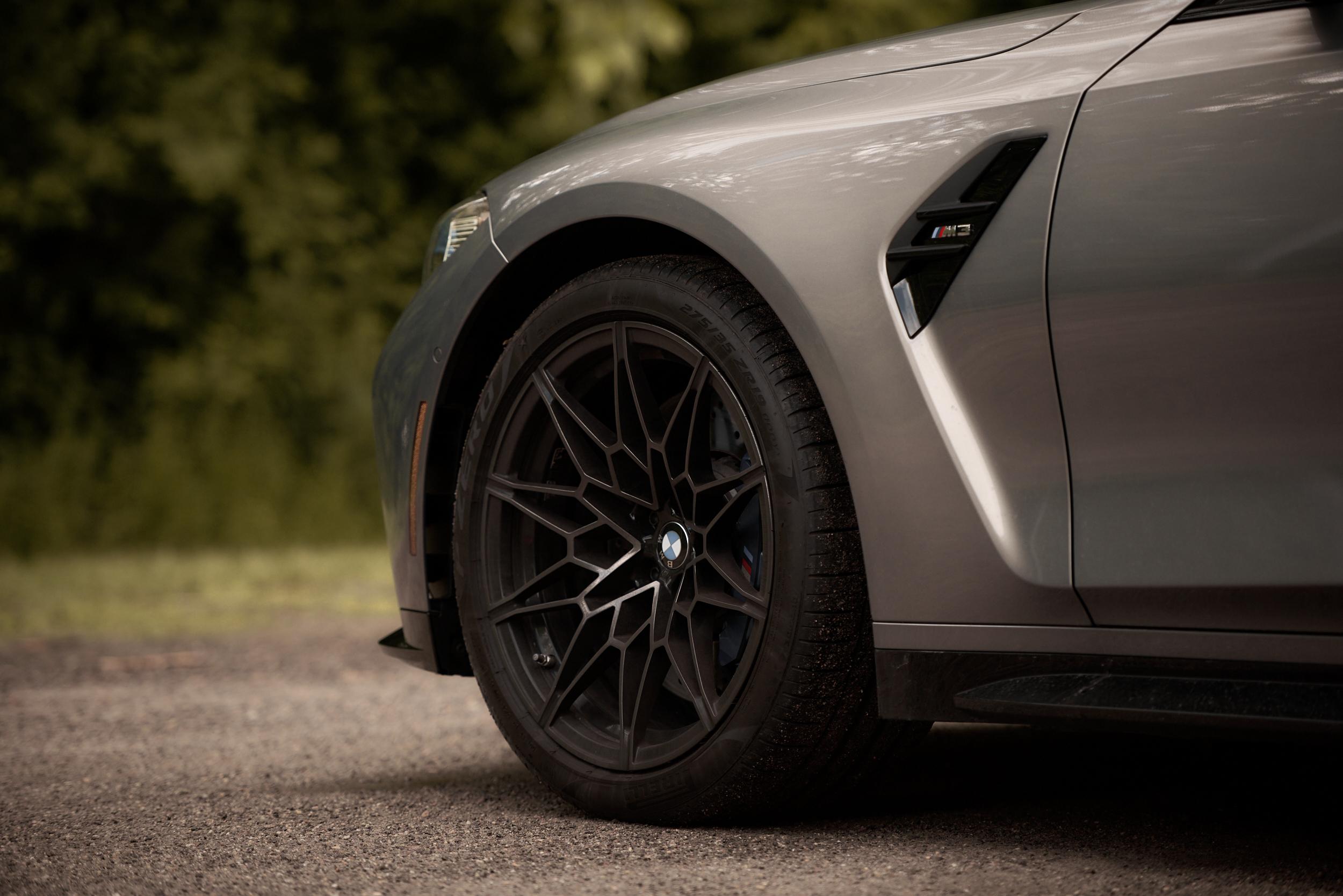 2021 BMW M3 Front Wheel