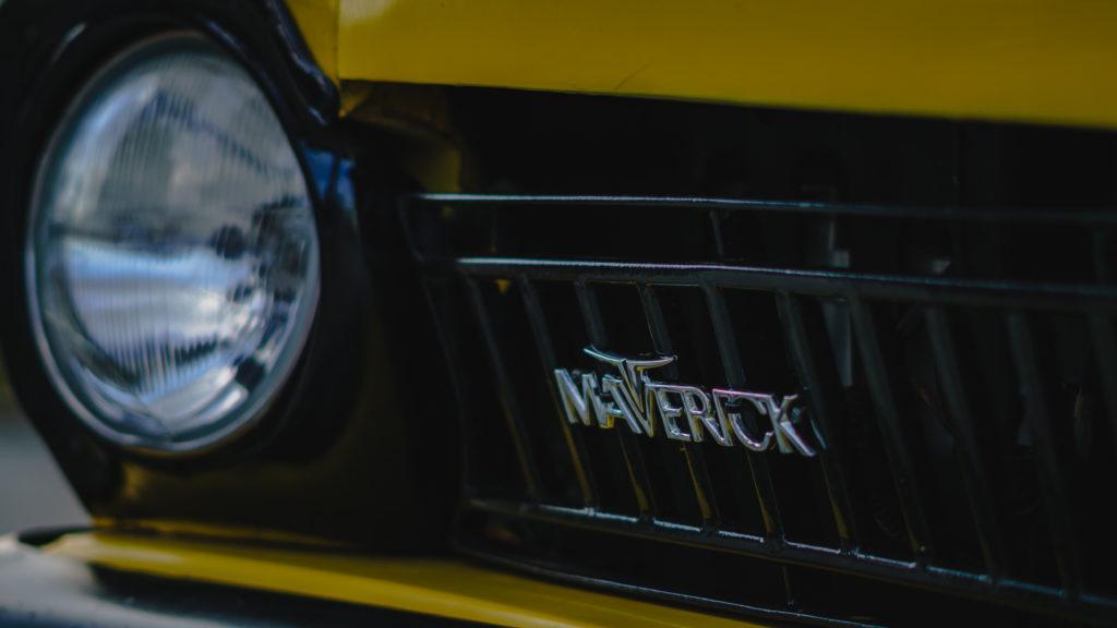 Ford Maverick History