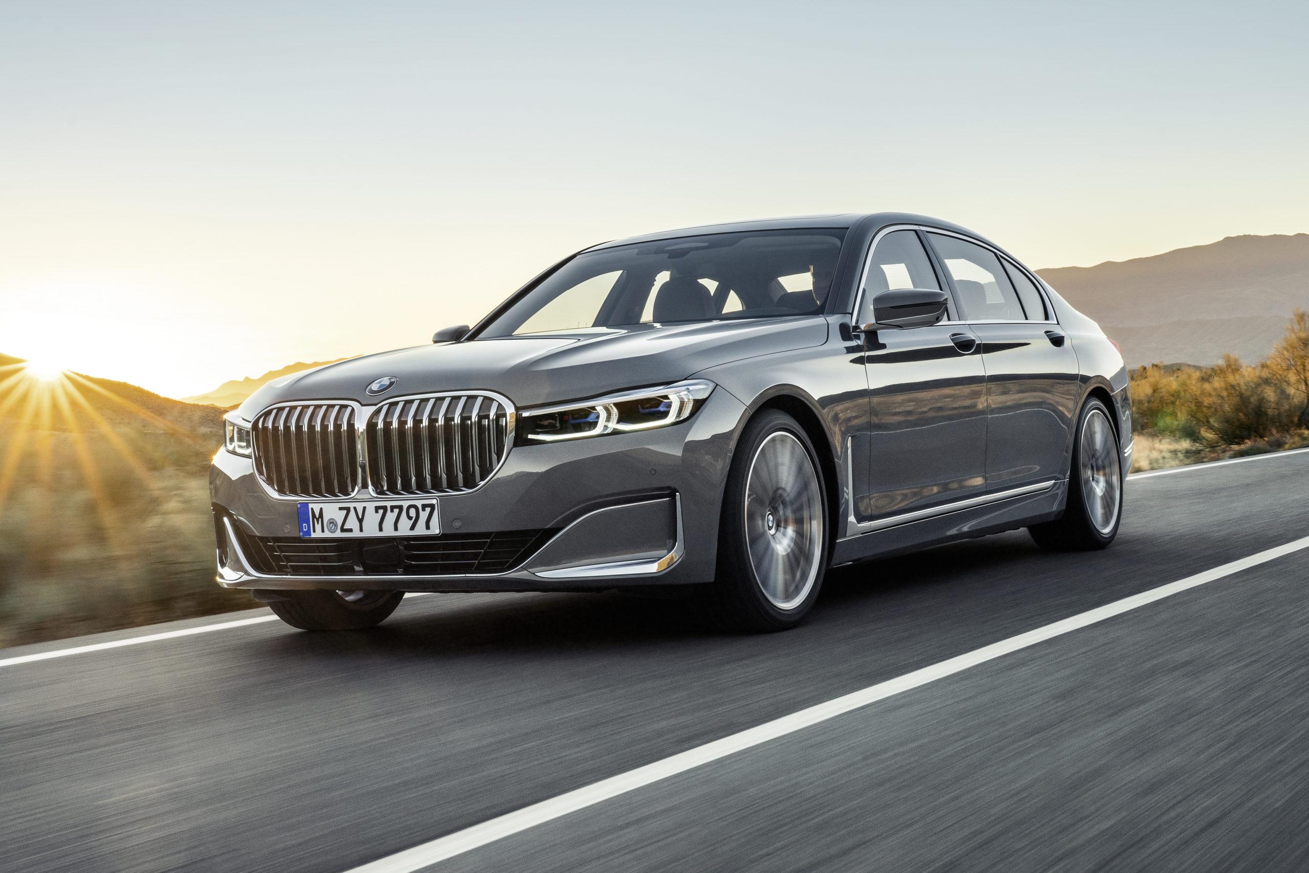 full-size luxury sedans - 2022 BMW 7 Series