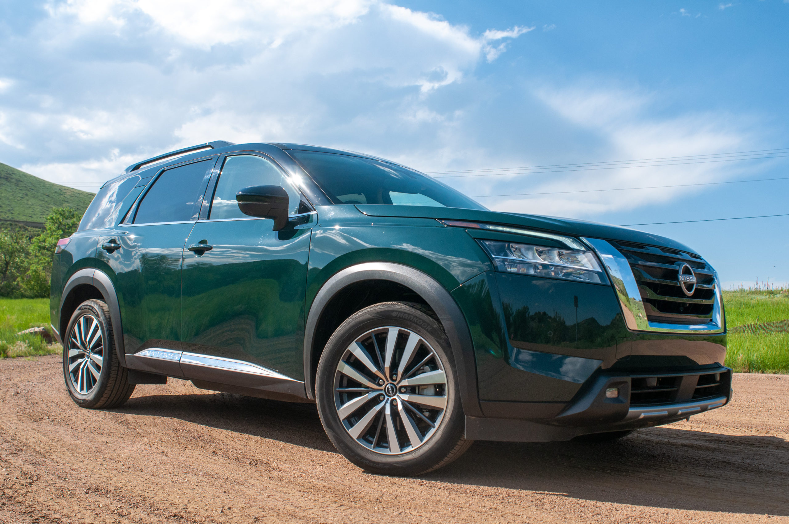 Everyman's Road Trip Machine: 2022 Nissan Pathfinder Makes Driving A Breeze