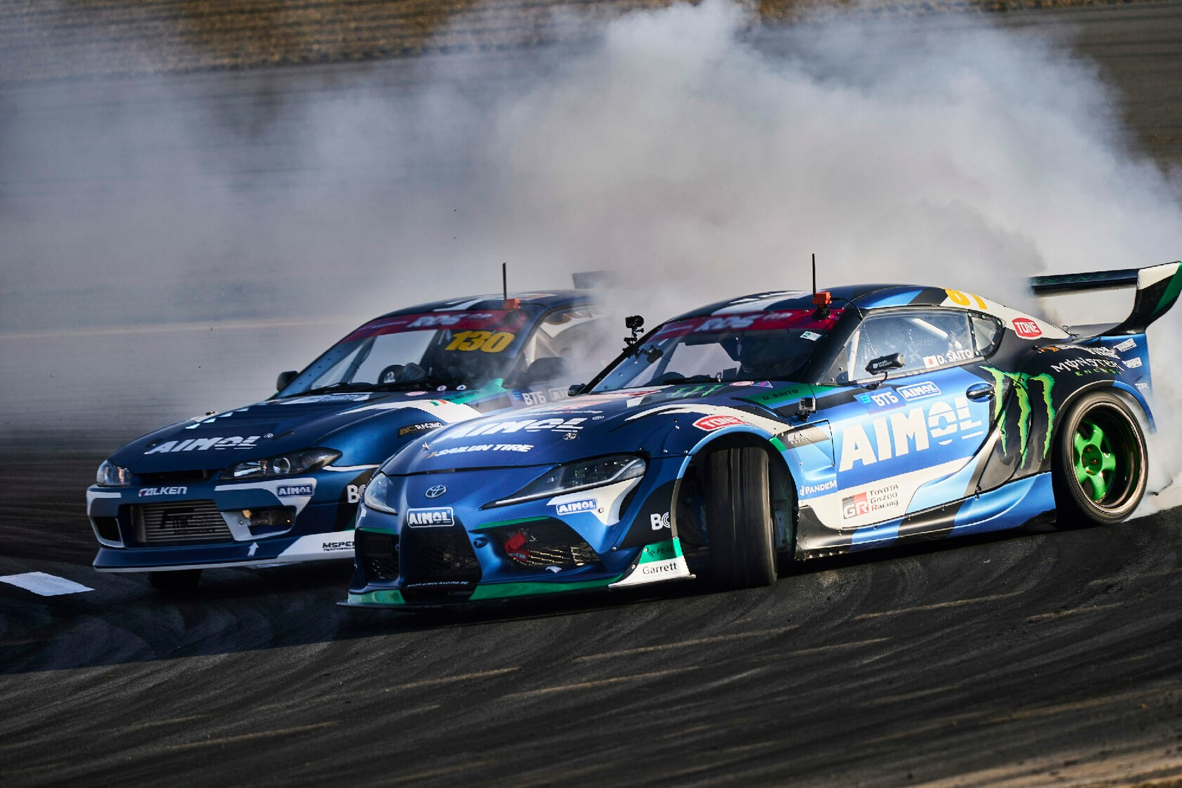 Live In Latvia:  Watch All The Action From World's Largest Drift Event Live Online