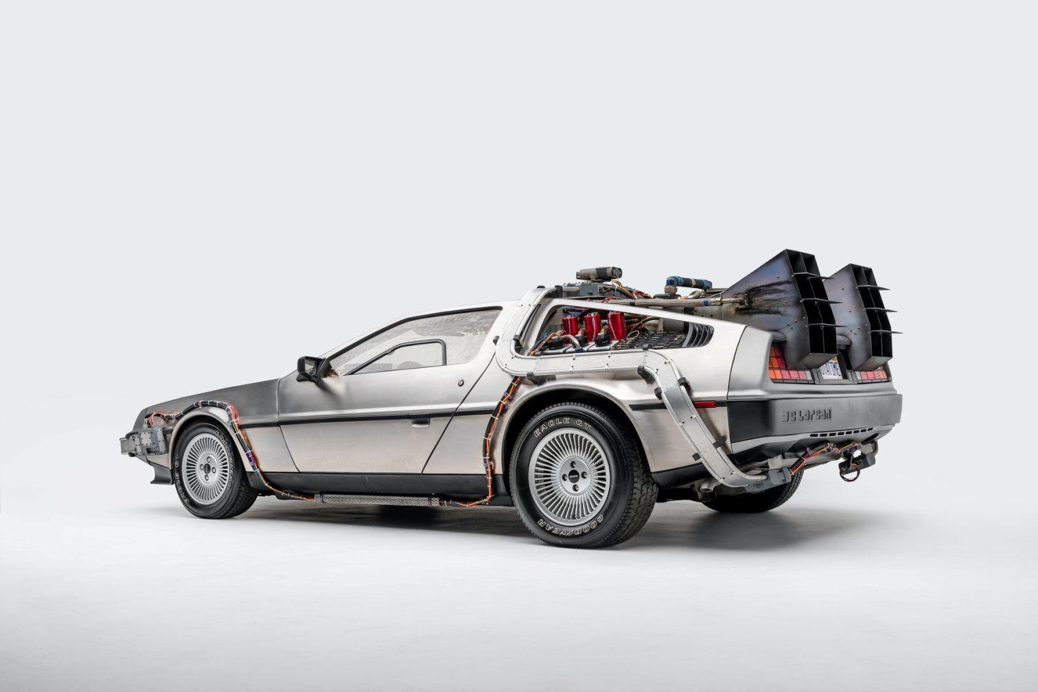 Hagerty Drivers Foundation 1981 DeLorean DMC