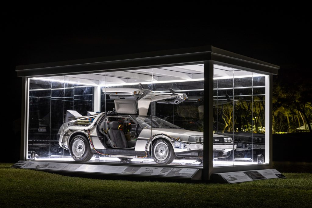 Hagerty Drivers Foundation selects Delorean DMC