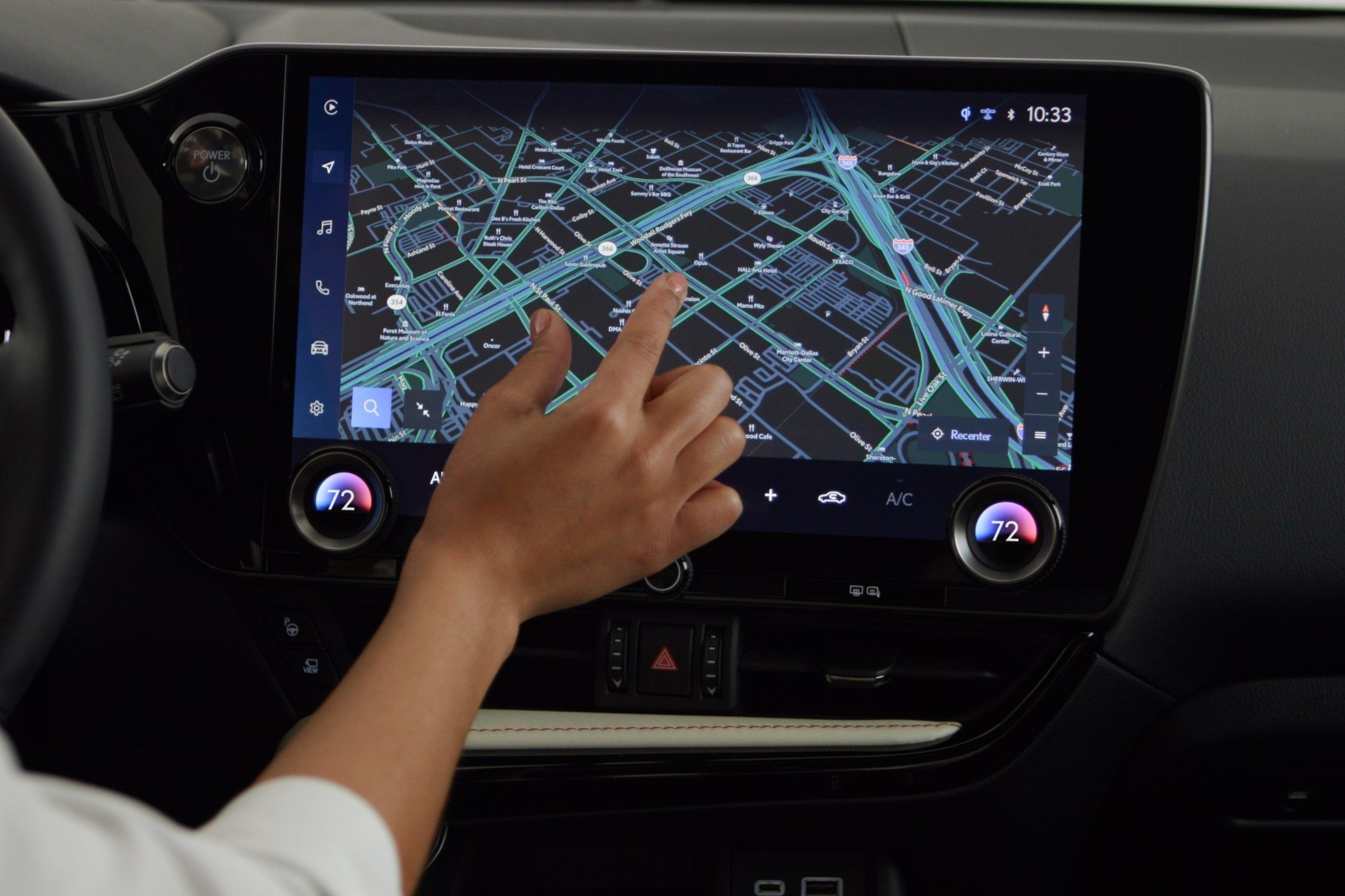 2022 Lexus NX Infotainment System