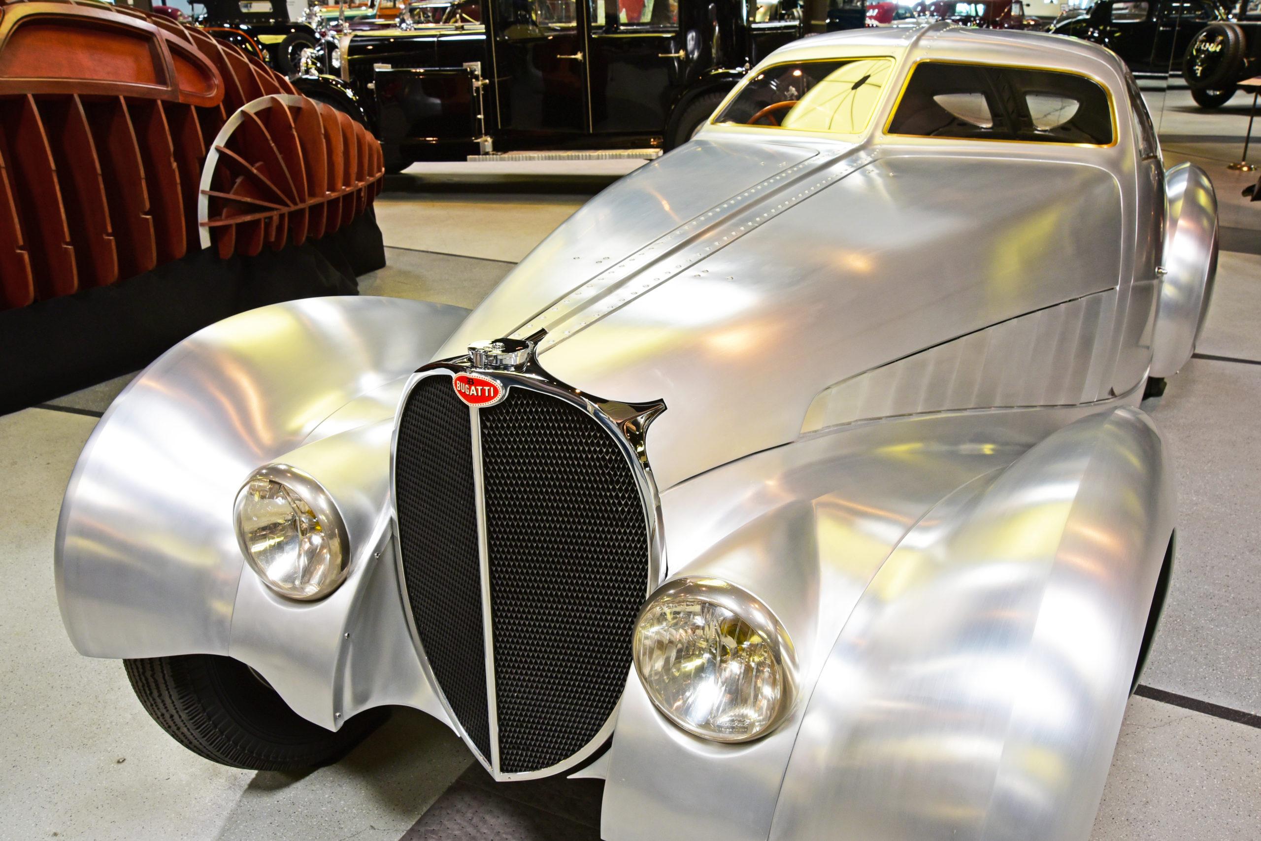 1939 Bugatti Type 65 Coupe