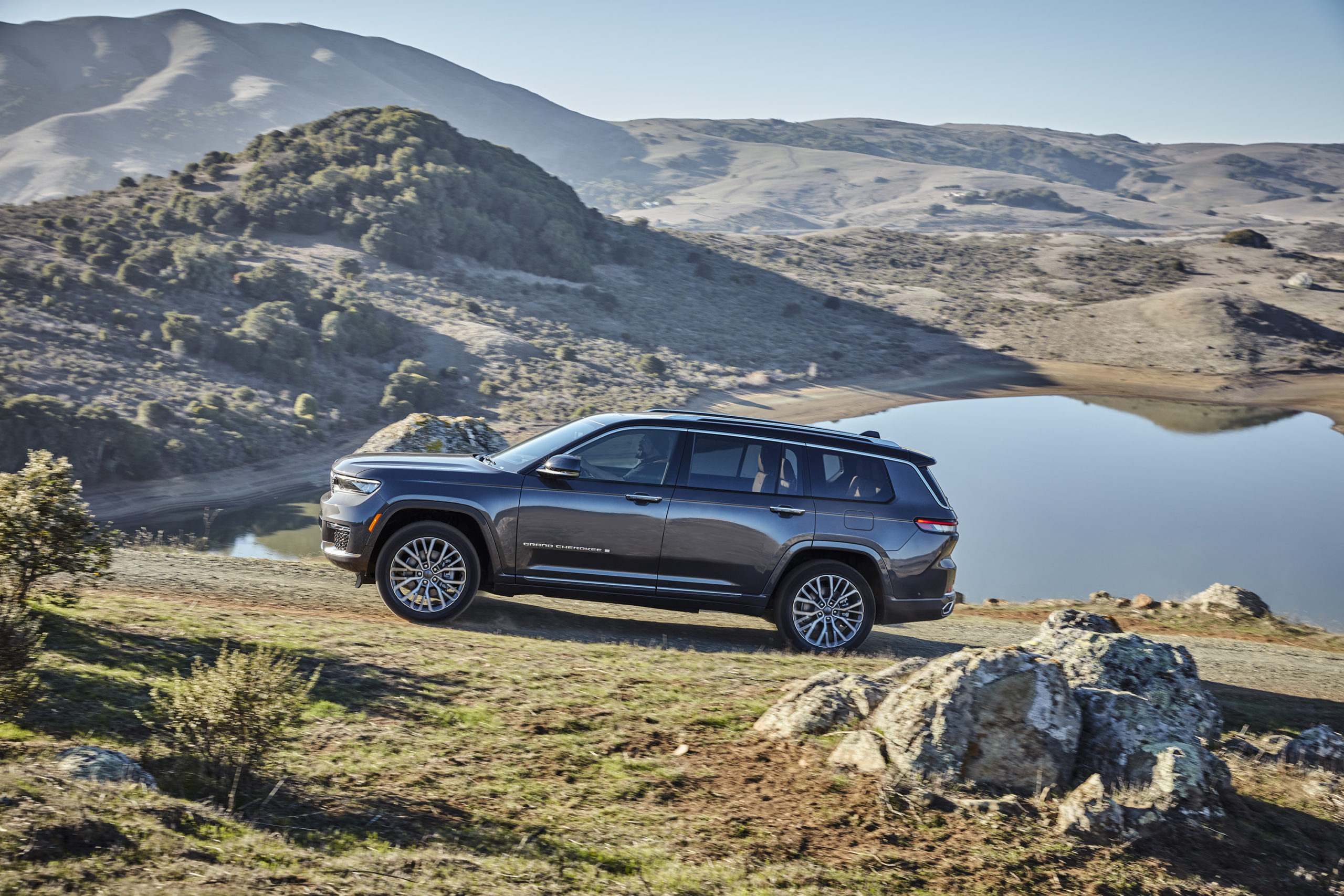 2021 Jeep Grand Cherokee L Review: All Dressed Up With Everywhere To Go