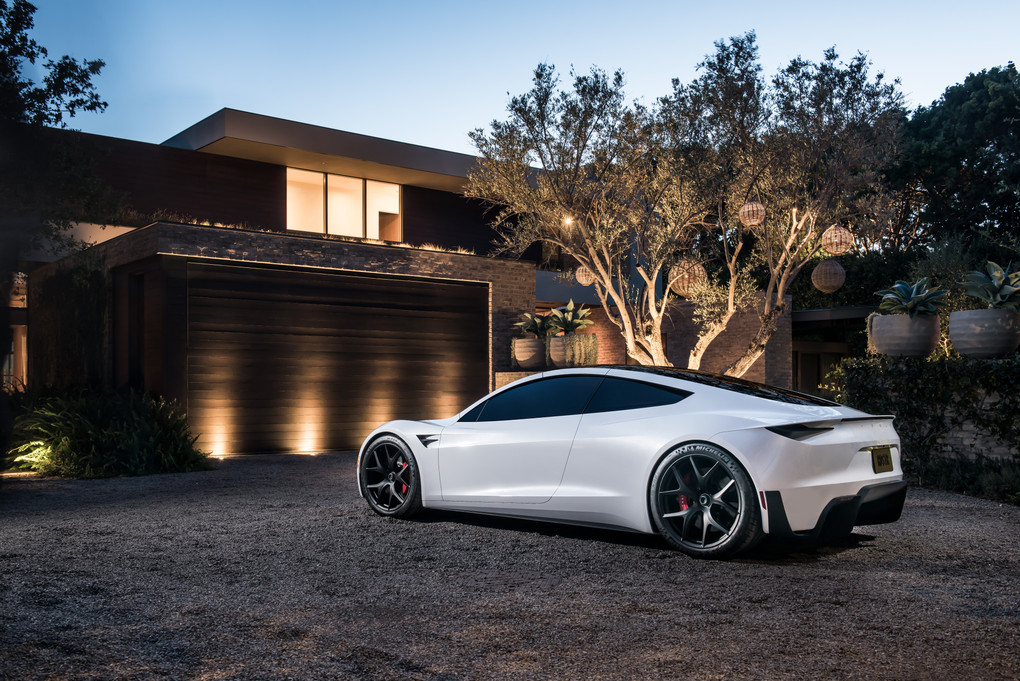 Tesla Autopilot Crashes: the Roadster