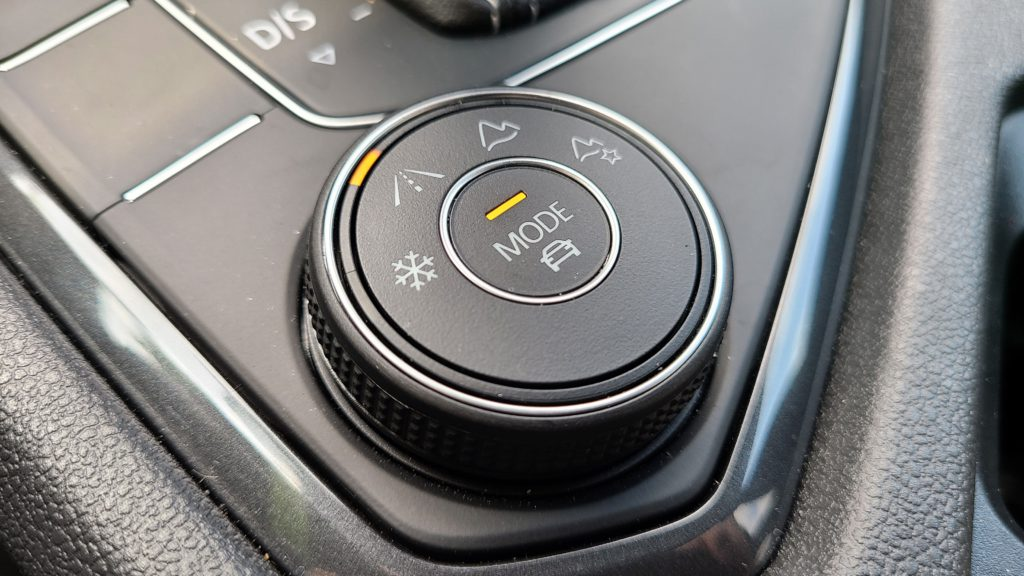 2021 Volkswagen Tiguan SEL Premium R-Line drive modes