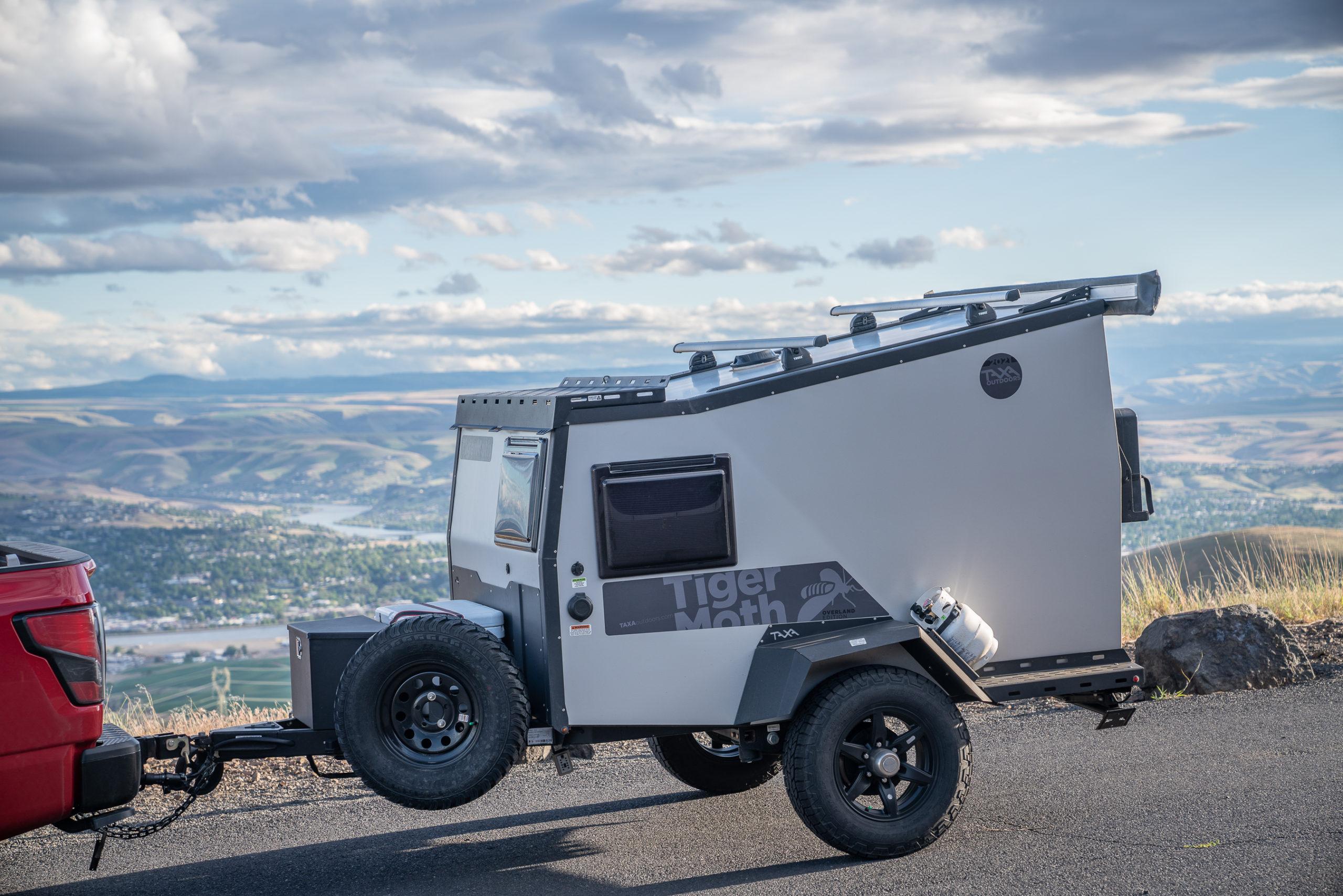 2021 Taxa Outdoors TigerMoth Overland exterior side view