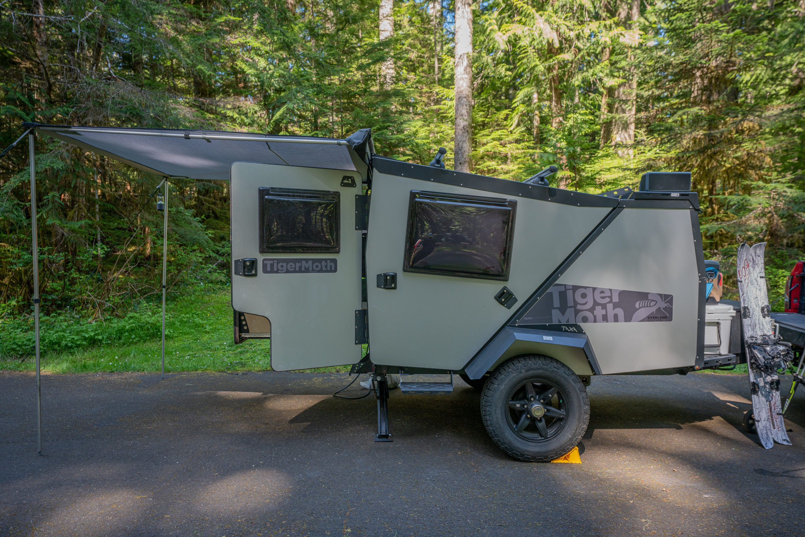 2021 Taxa Outdoors TigerMoth Overland side view