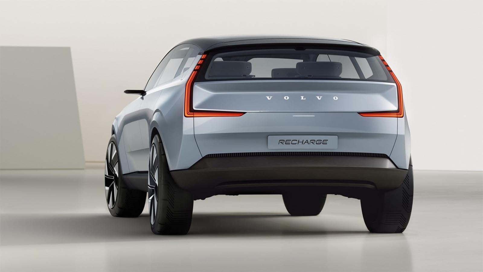Volvo Concept Recharge Rear