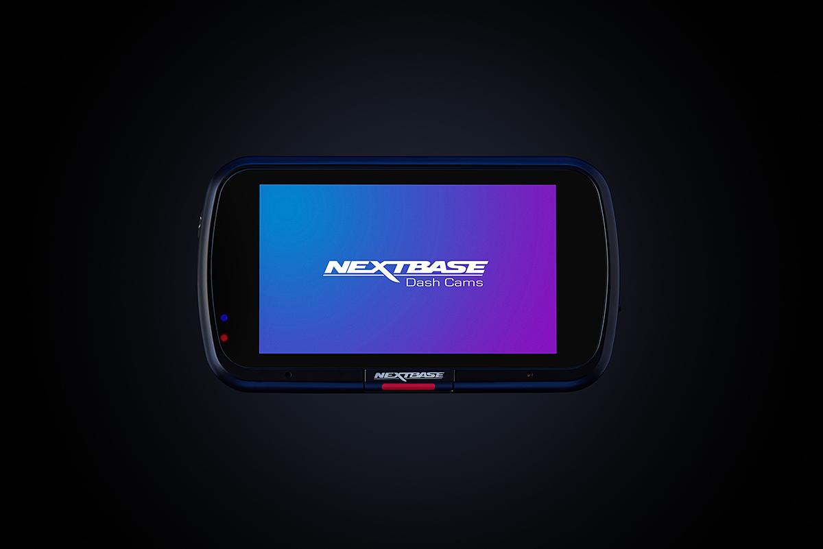 Nextbase 622GW touchscreen