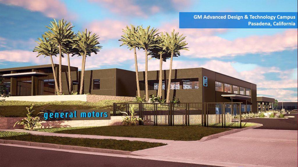 New GM Advanced Design Center