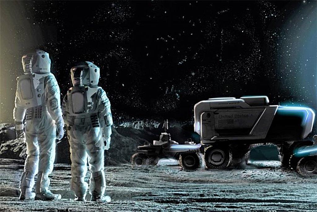 GM Advanced Design Center: GM Lunar Rover
