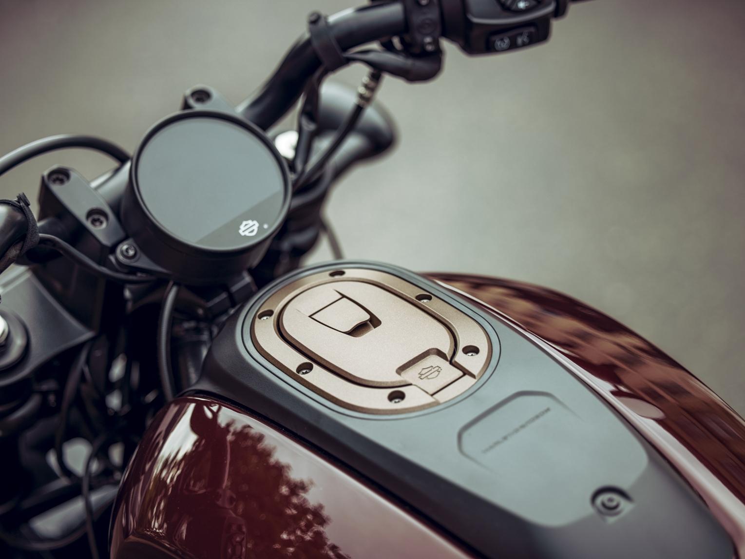 Harley-Davidson Sportser S