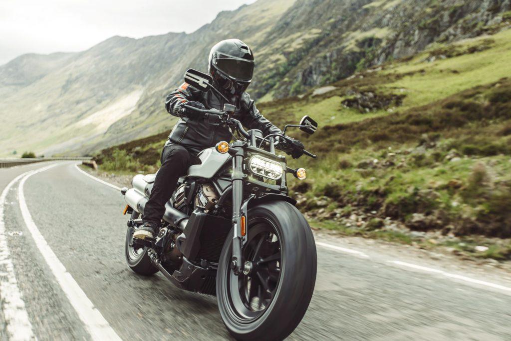 2021 Harley-Davidson Sportser S