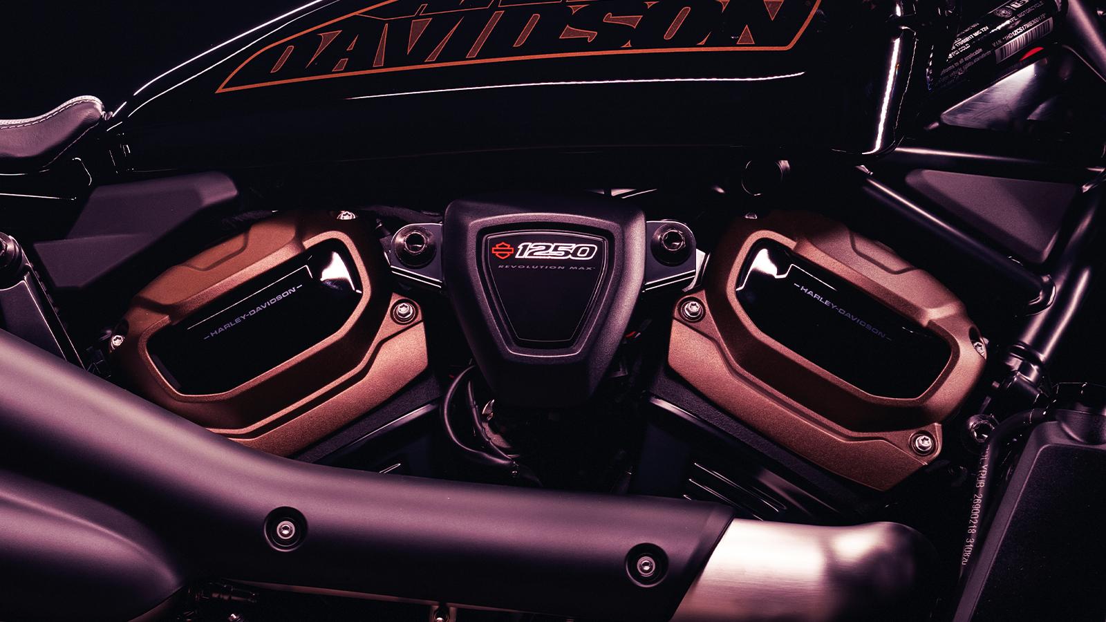 Harley-Davidson Revolution Max