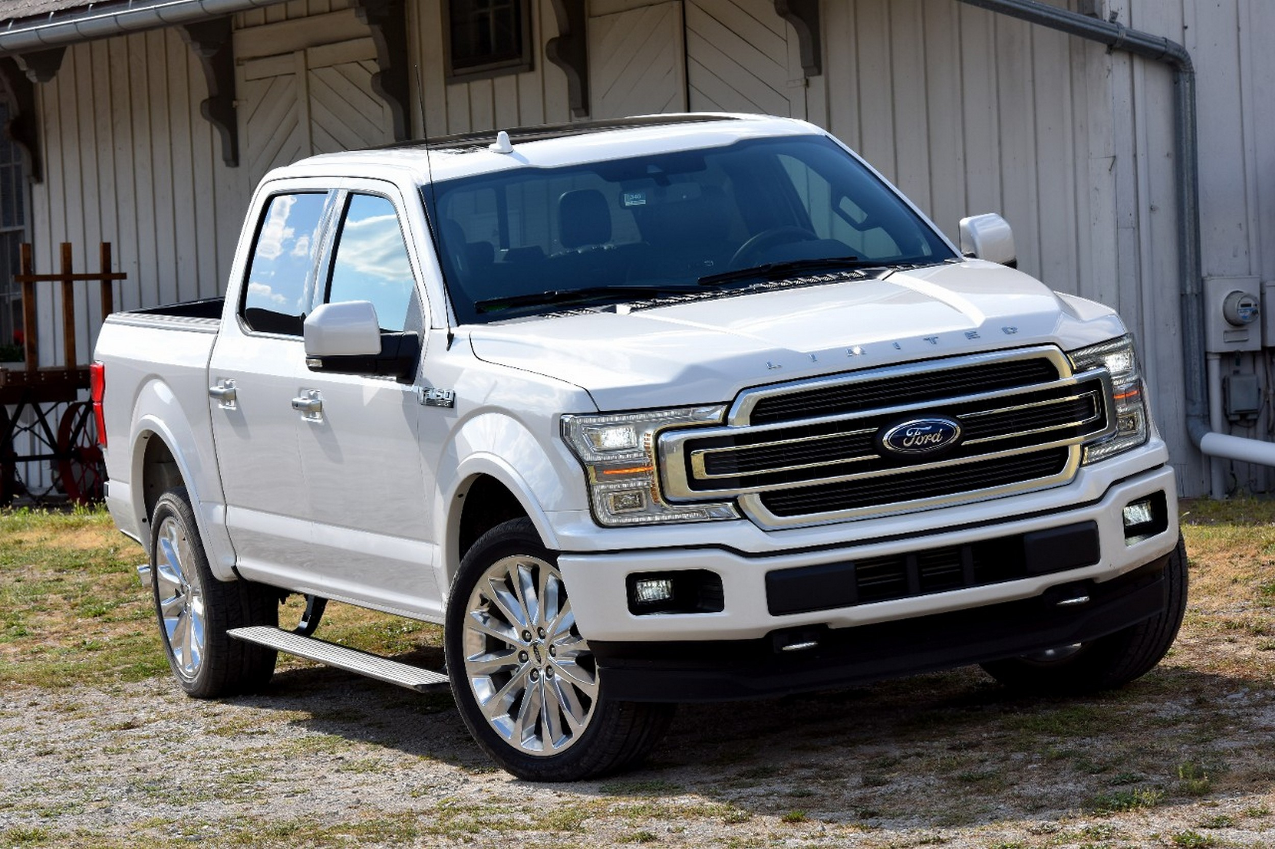 2015-2010 Ford F-150 common problems
