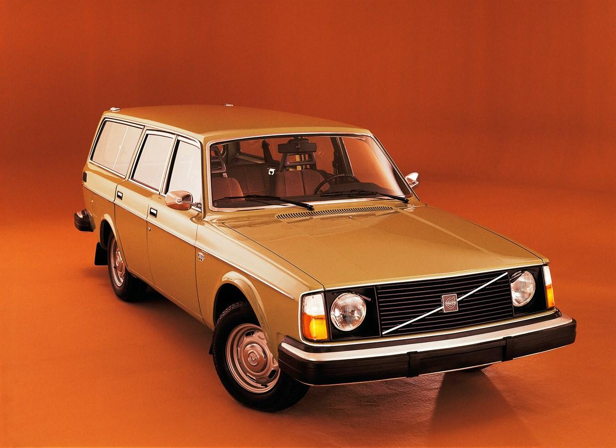 Volvo 245 Wagon future classic cars