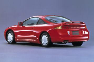 future classic cars Mitsubishi Eclipse