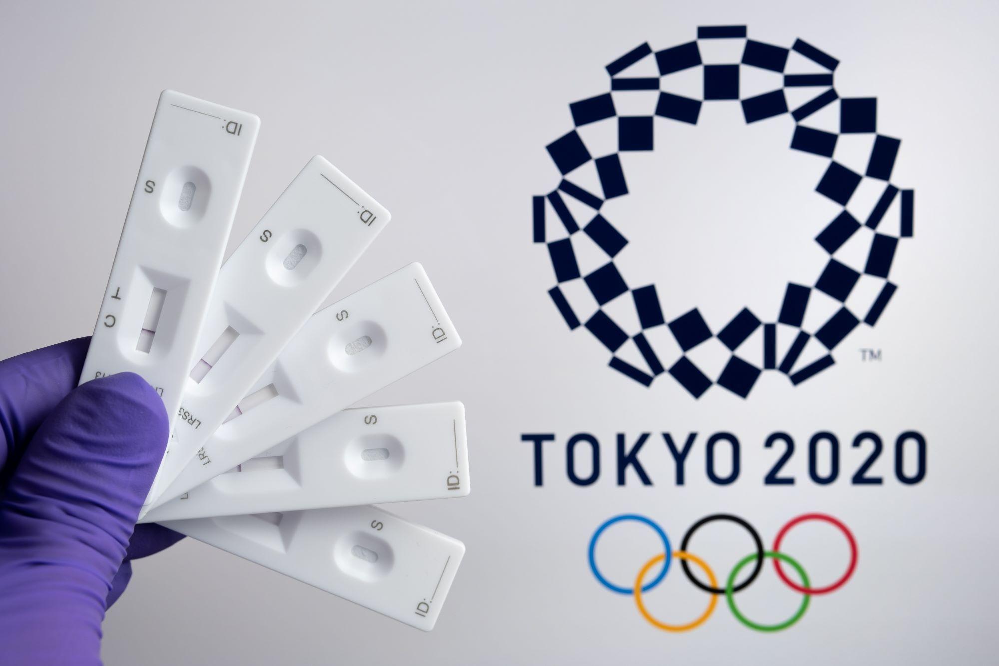 tokyo olympics covid coronavirus