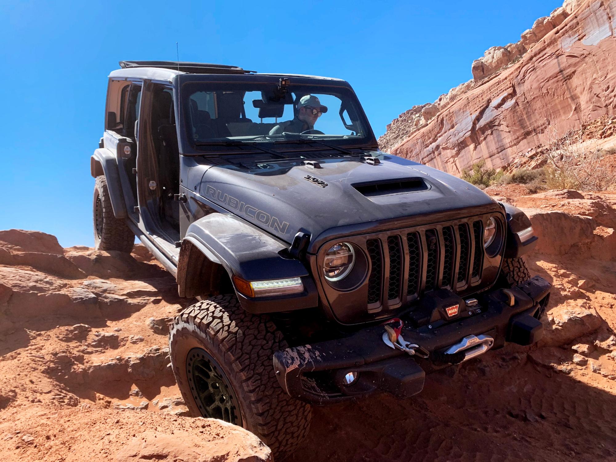 2021 jeep wrangler xtreme recon