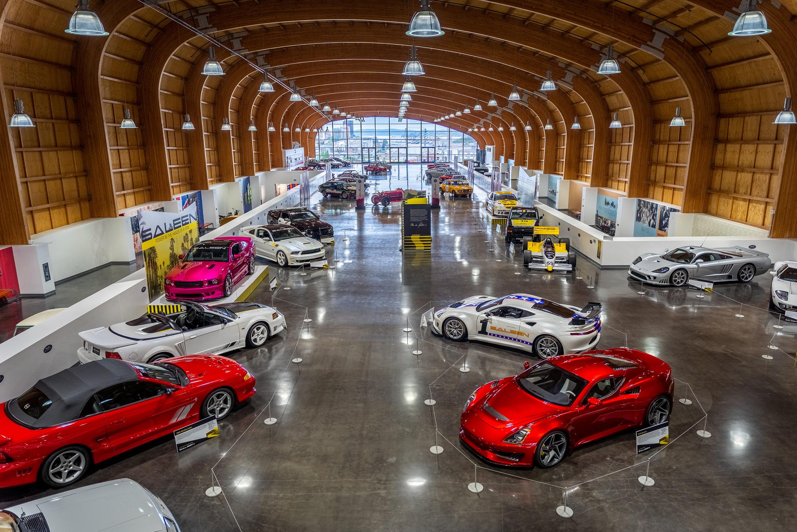 America's Car Museum - best car museum