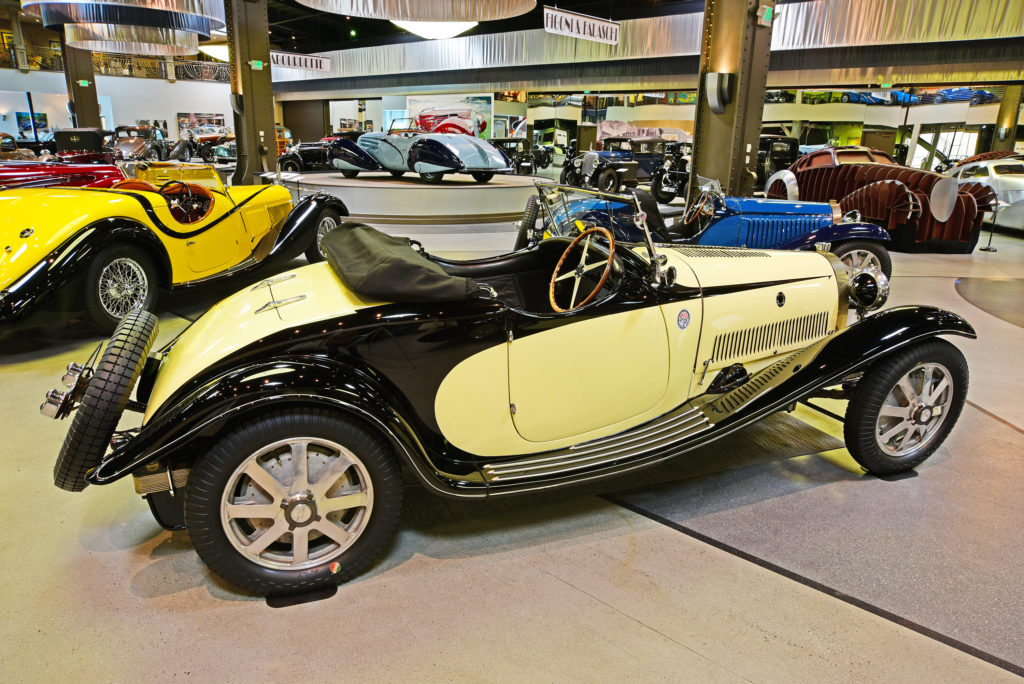 best car museums - Mullin Automotive Museum