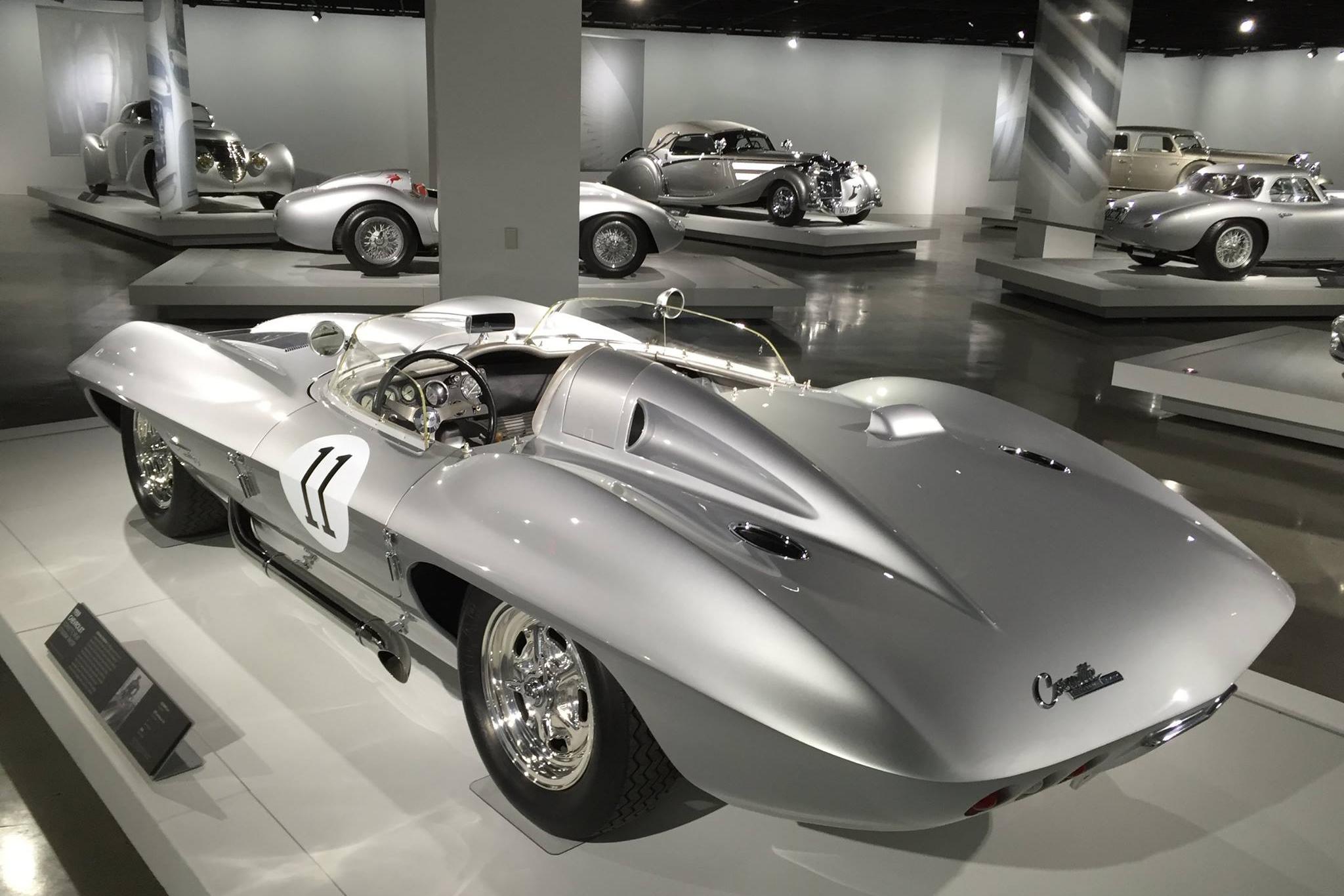 best car museums Petersen automotive museum, Los Angeles
