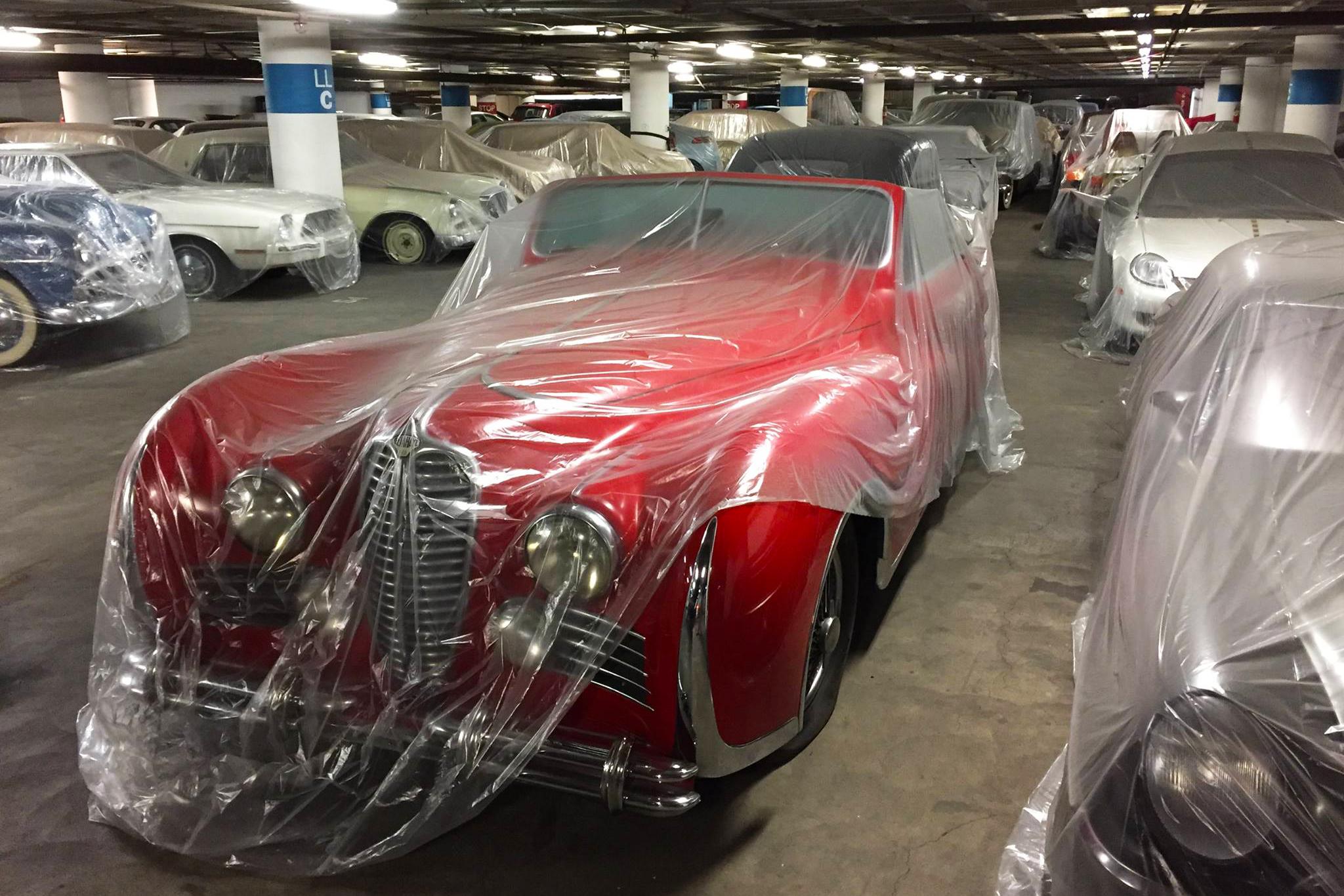 best car museums Petersen automotive museum vault tour Los Angeles