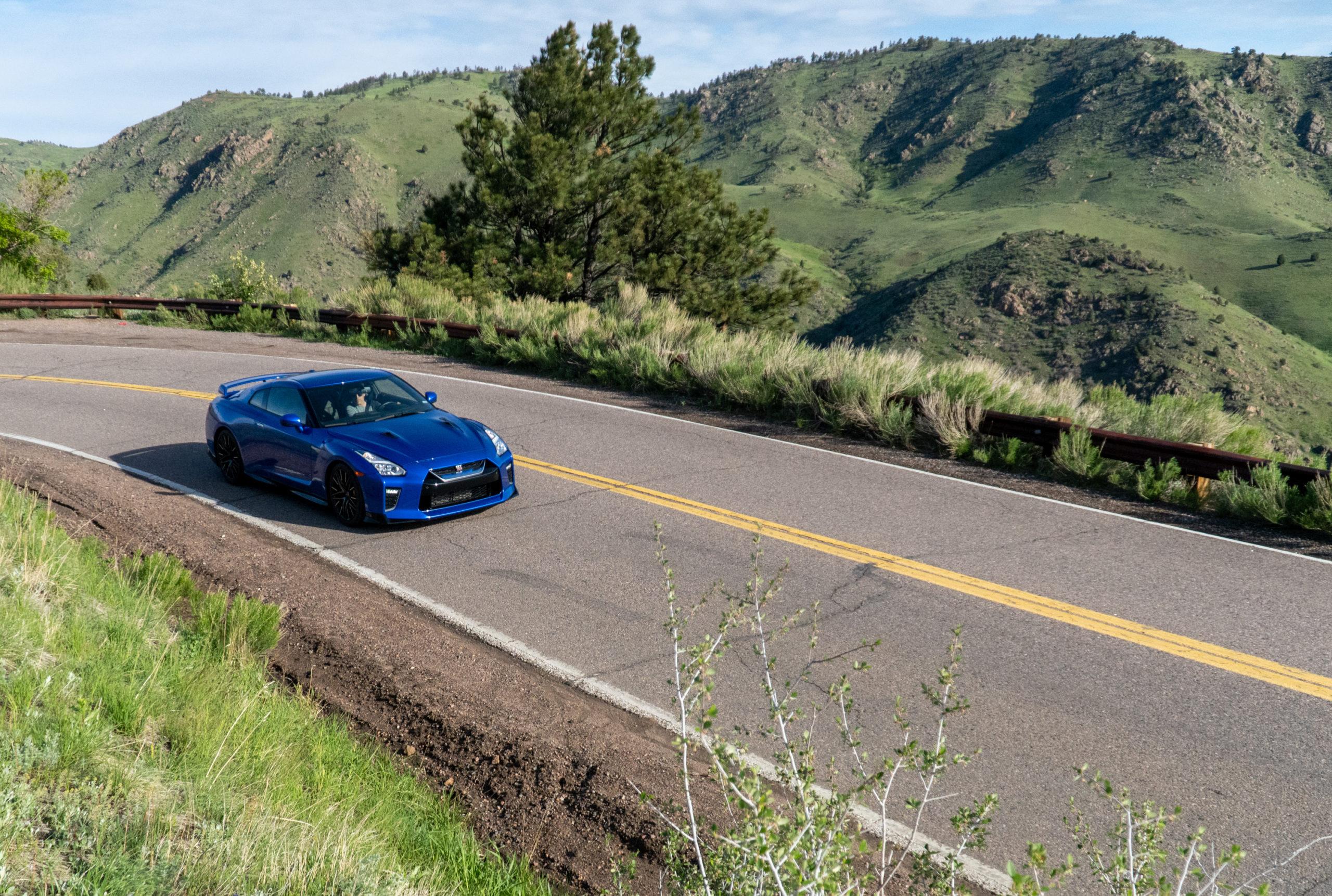 Nissan GR-R in Colorado