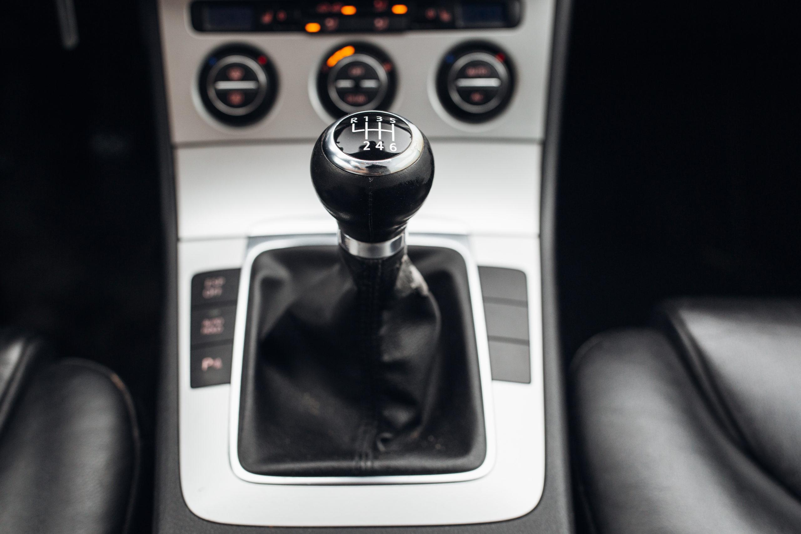 Hagerty Manual Transmission Challenge - stick shift
