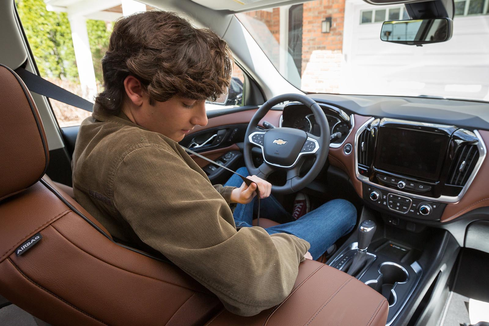GM Buckle to Drive system