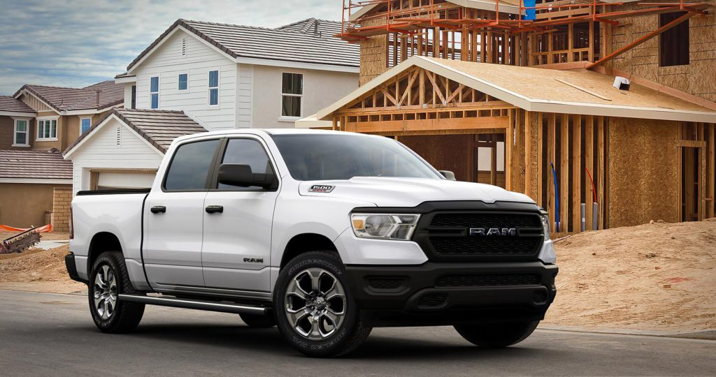RAM tops 2021 JD Power Initial Quality Study report