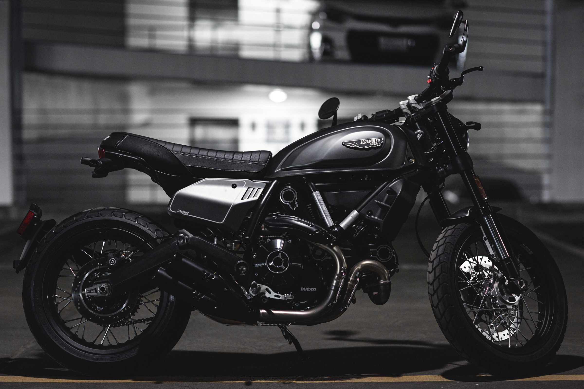 2021 Ducati Scrambler Nightshift: A Classic Gets a Stealthy Makeover