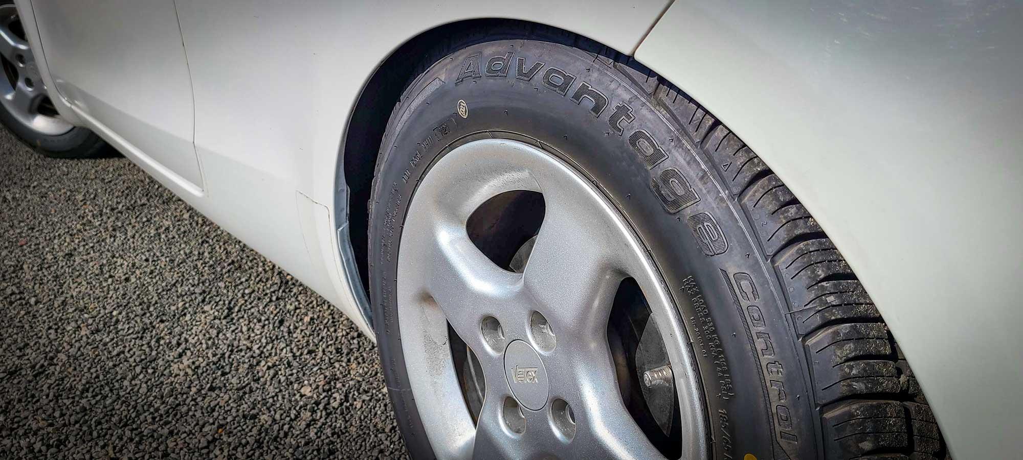 All-Season All-Stars: BFGoodrich Advantage Control Tires