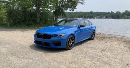 2021 BMW M5 Competiton Review
