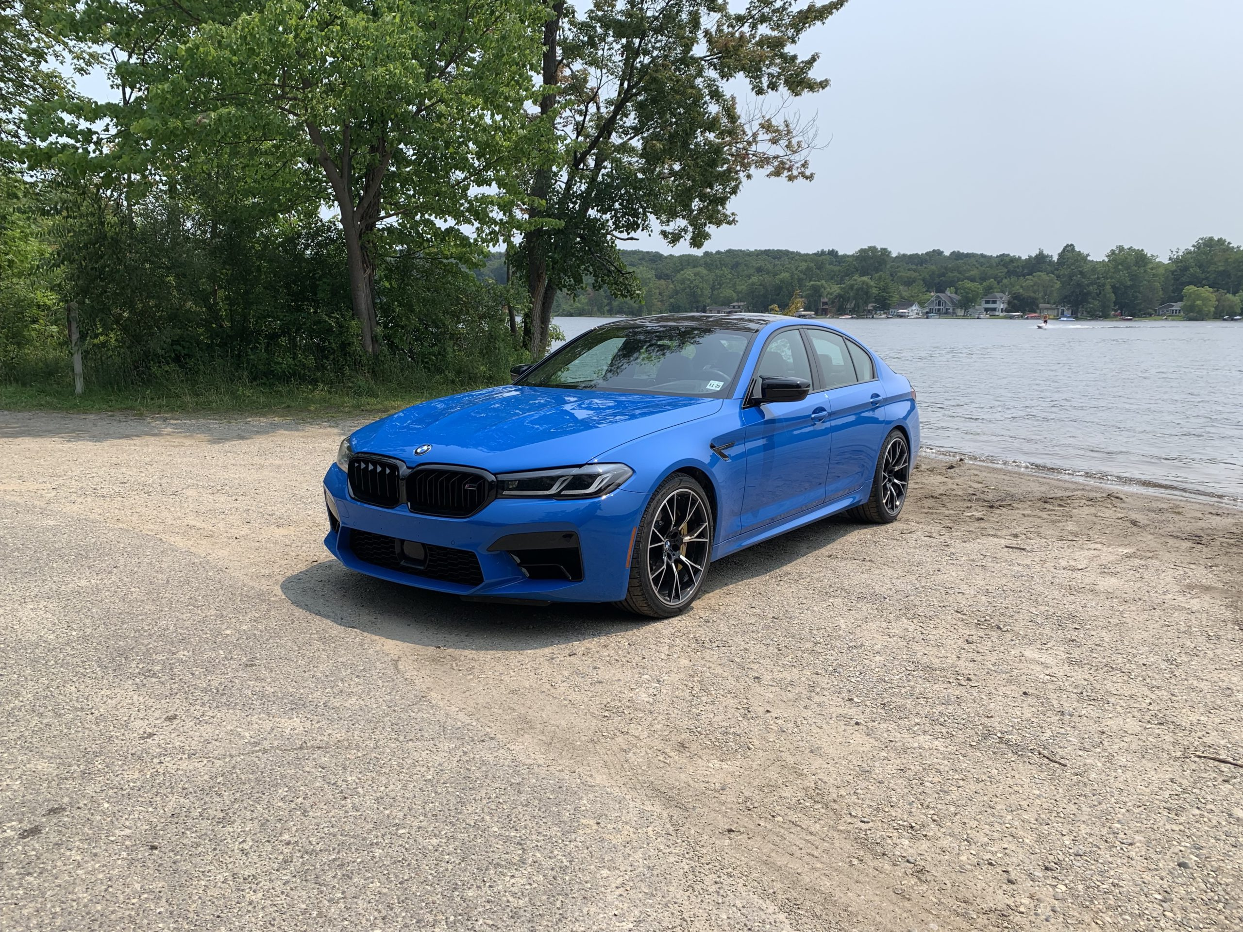 2021 BMW M5 Competition: Go Ahead, Fully Commit