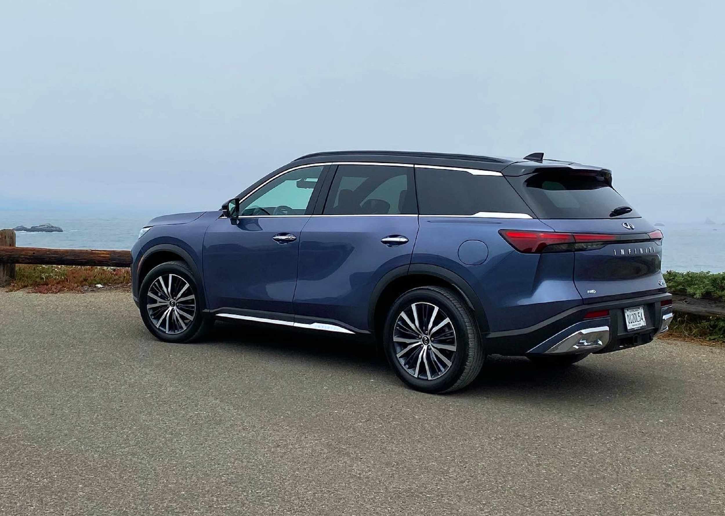 2022 Infiniti QX60: Family Friendly and Better Than Ever