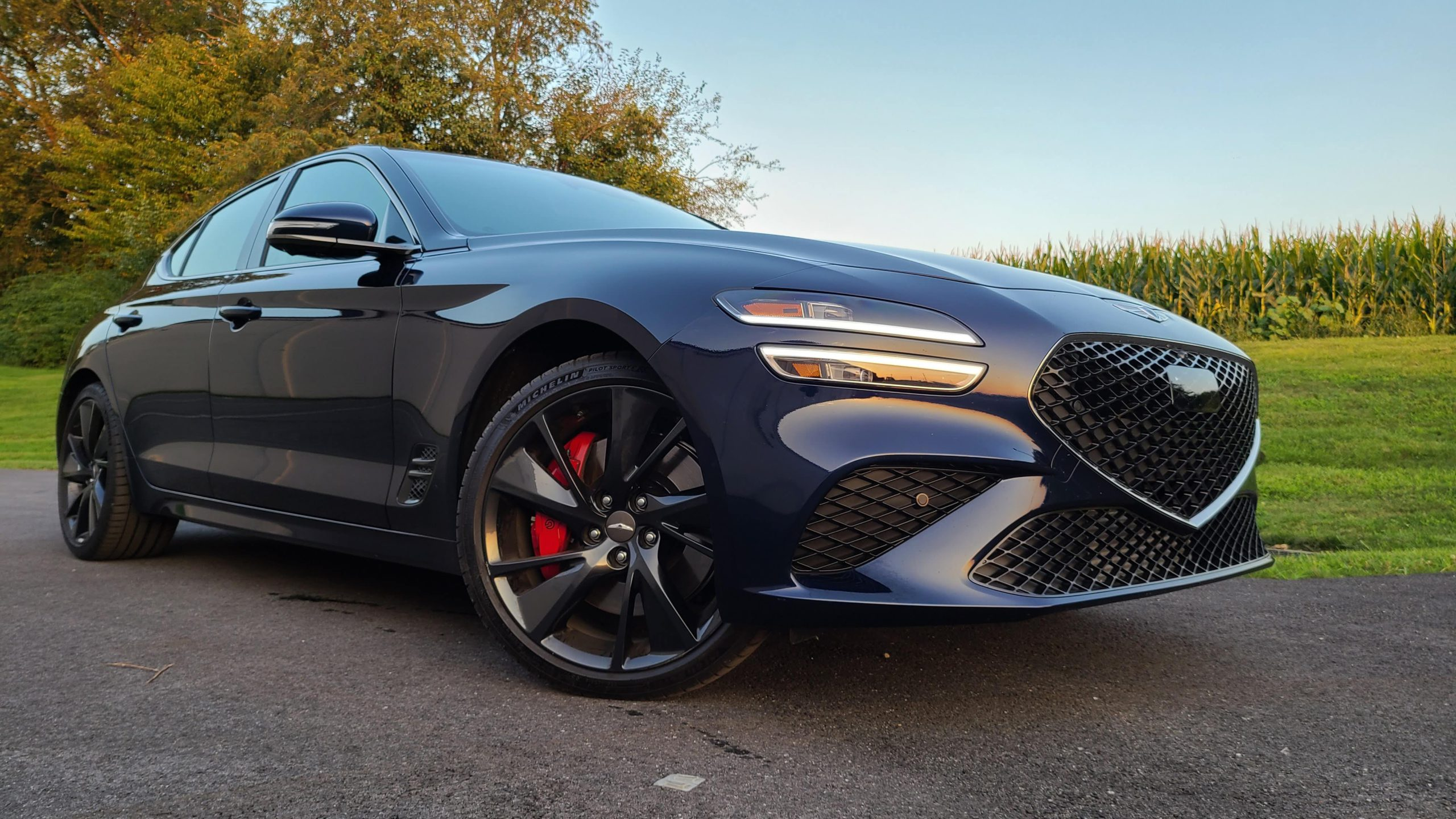 2022 Genesis G70: A Powerful, Driver-Centric Package