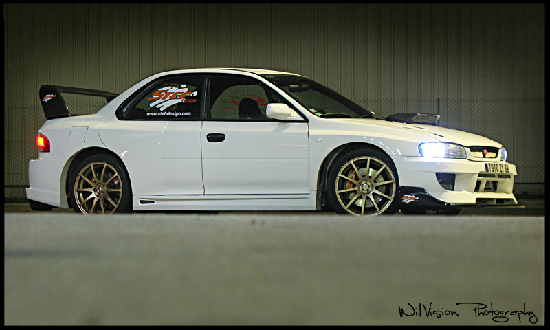 JDM Subaru Impreza GT Turbo