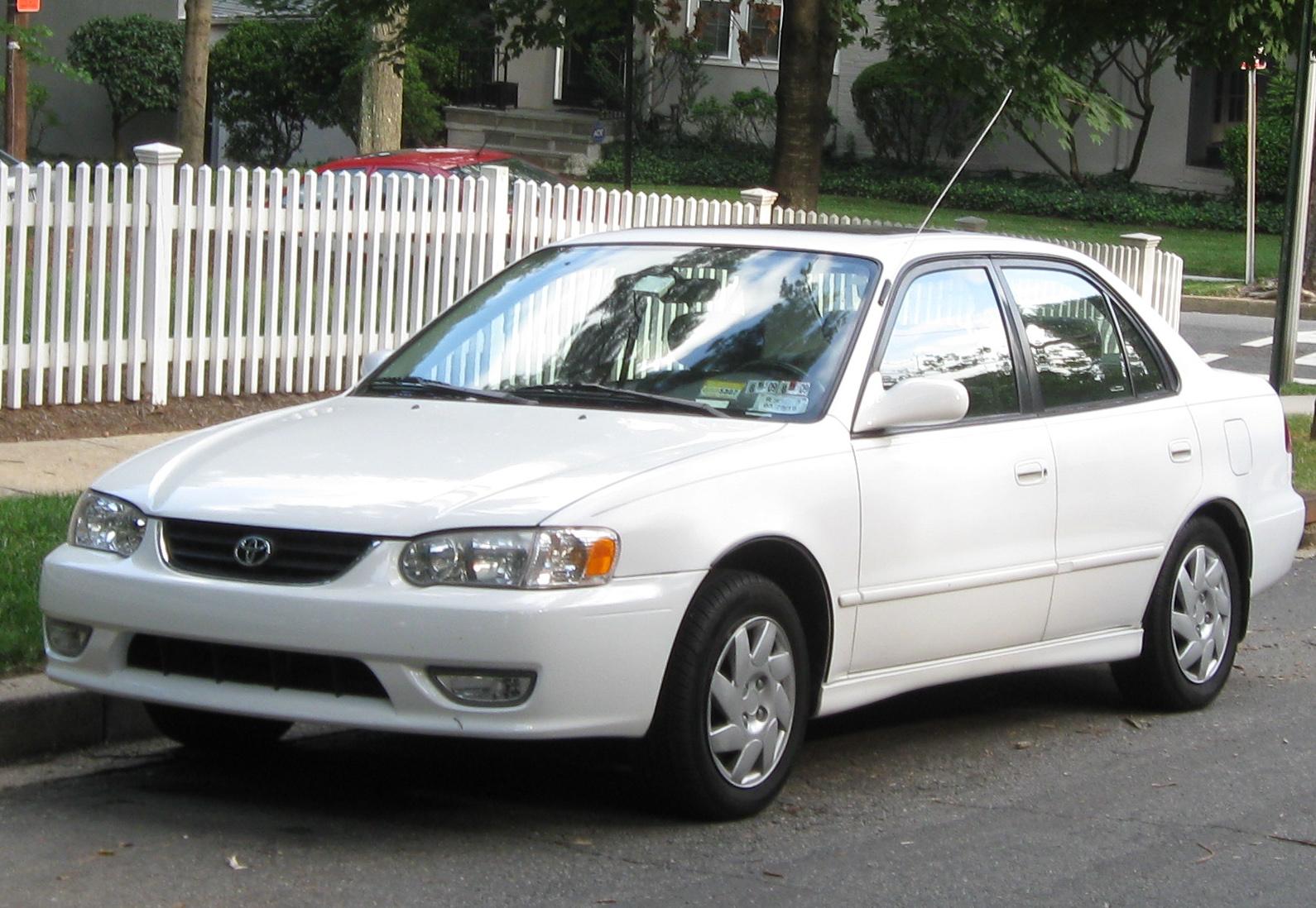 2001-2002 Toyota Corolla