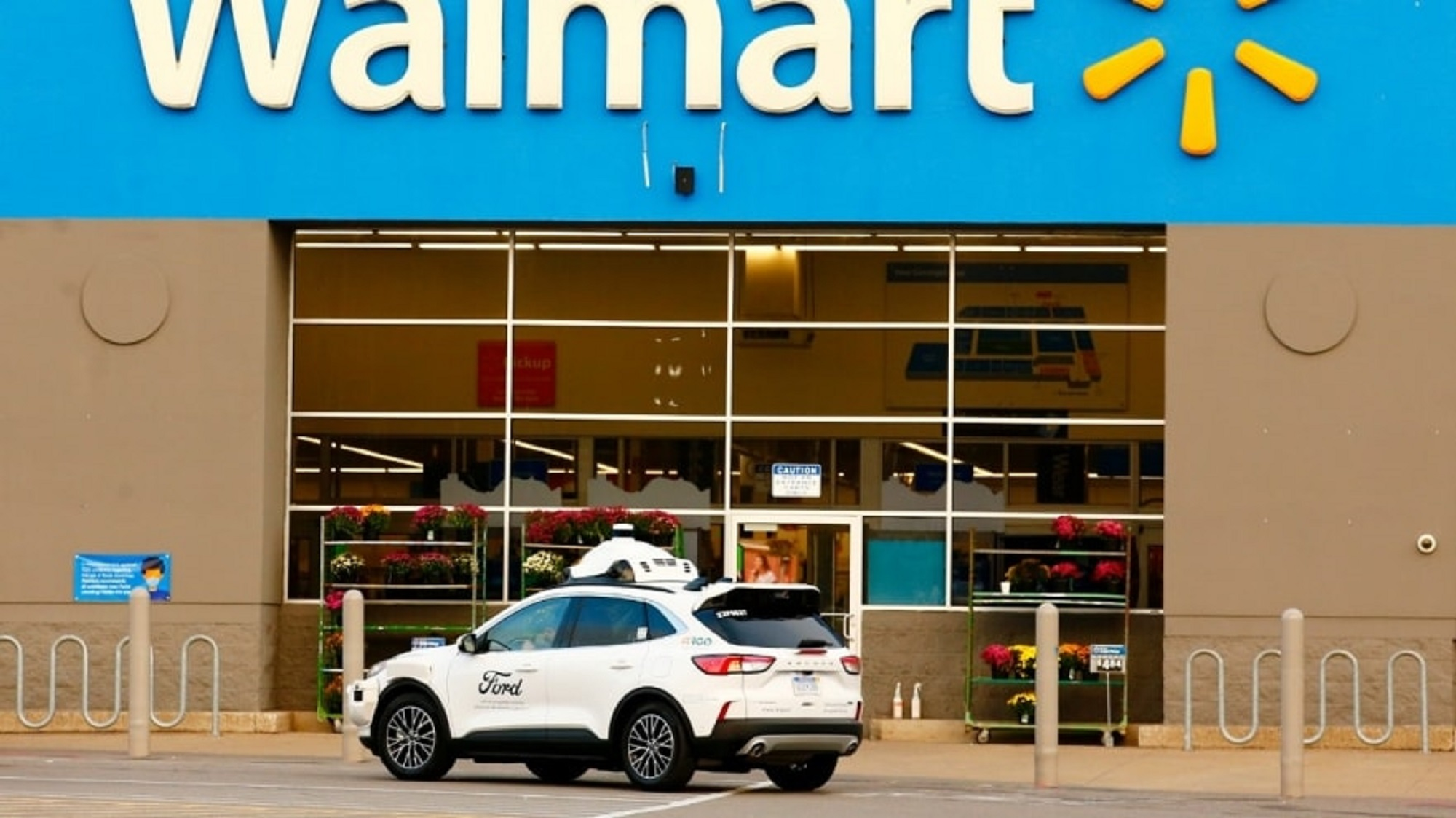 Ford, Argo AI, and Walmart Launch Self-Driven Last-Mile Delivery Services