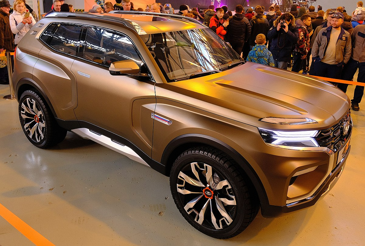 Lada 4x4 Concept