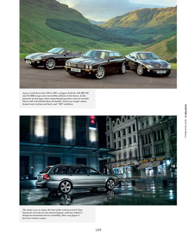 interior page of Jaguar Century