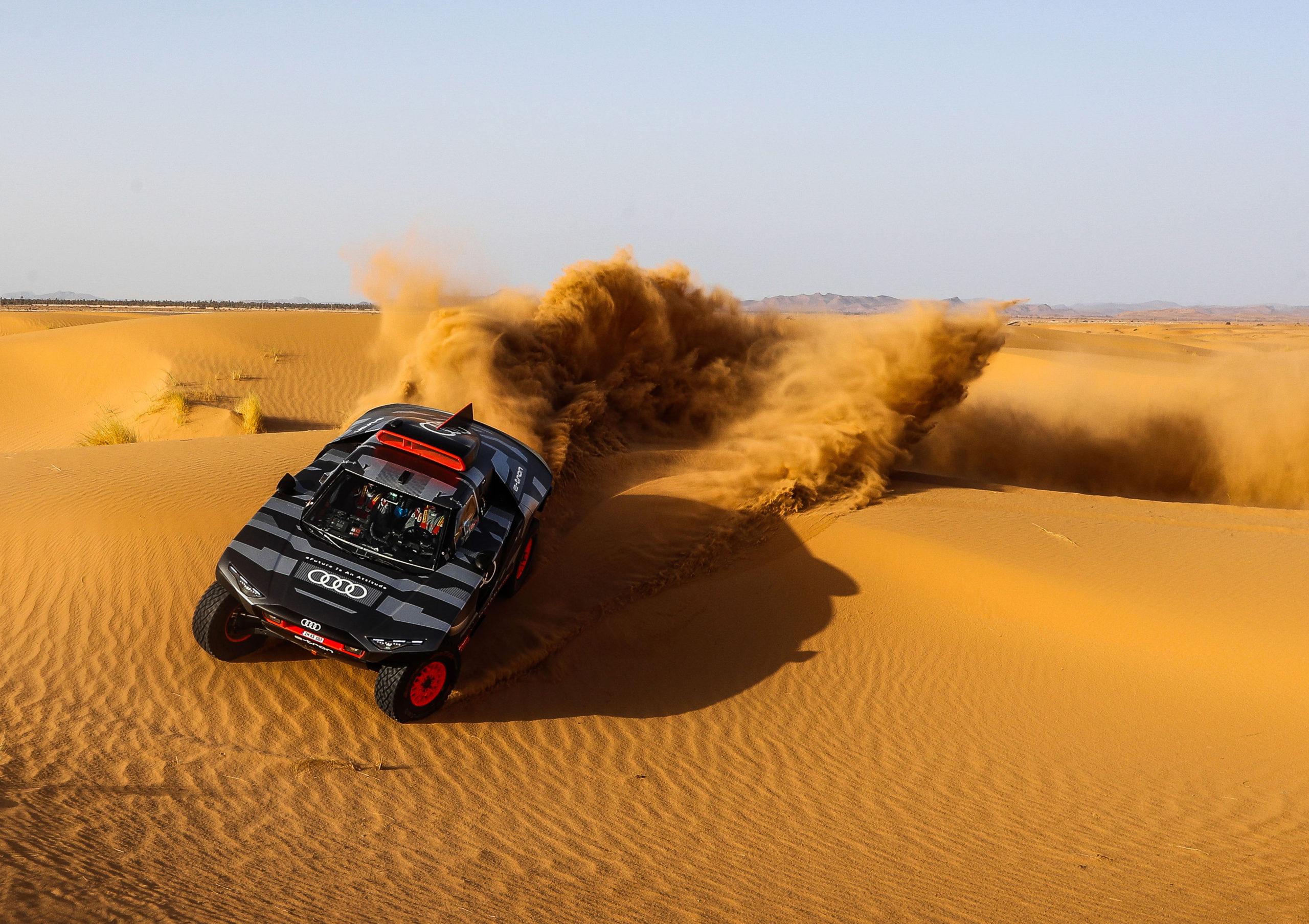 Audi RS Q e-tron