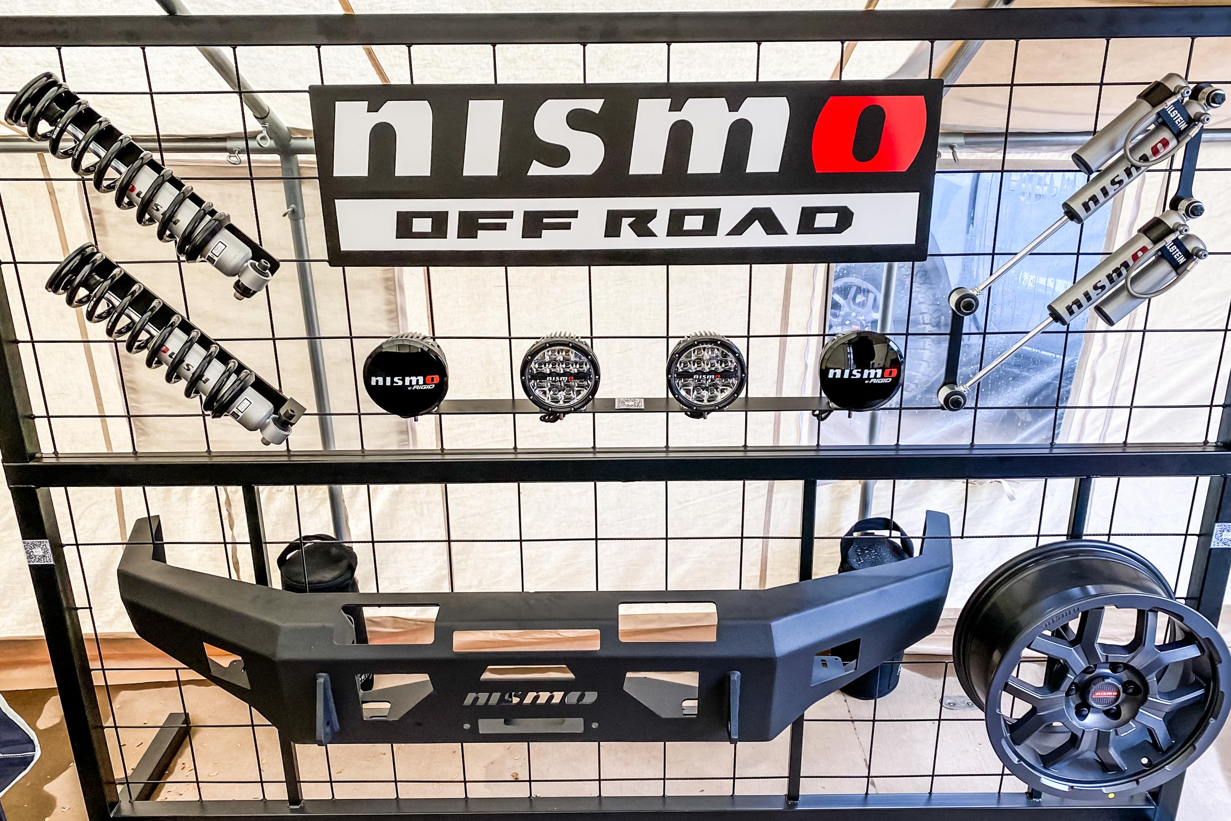 NISMO Off Road parts