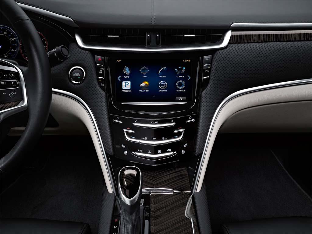 2013 Cadillac XTS - CUE