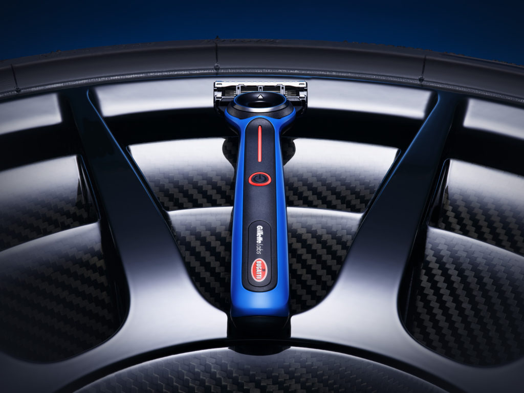 Bugatti Heated Razor